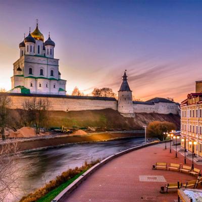Туры в Псков
