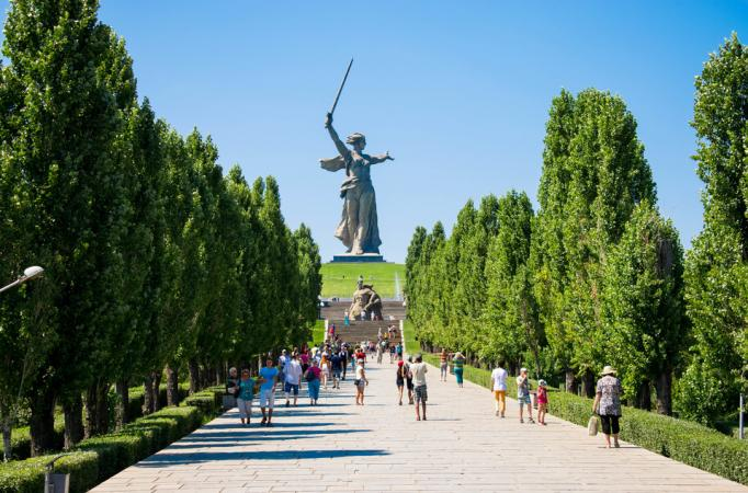 Тур Сталинград 2020