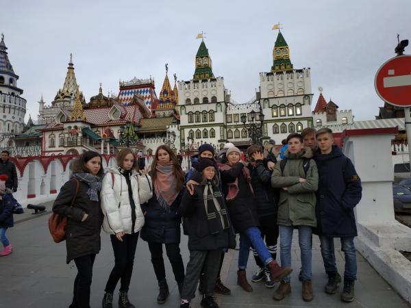 На один день в Москву!