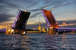 Информация о начале экскурсионного сезона в Санкт-Петербурге