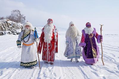 Новогодние туры по России 2021
