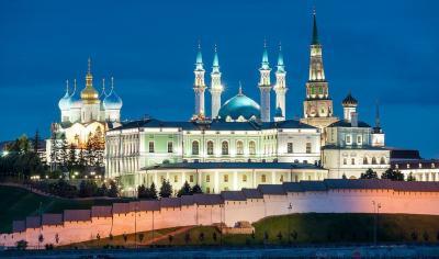 Новогодние туры в Казань 2021