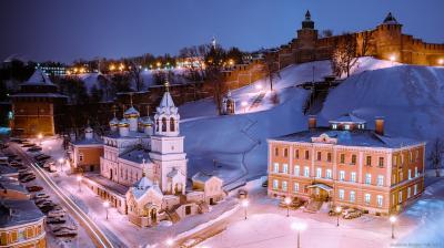 Новогодние туры в Нижний Новгород 2021