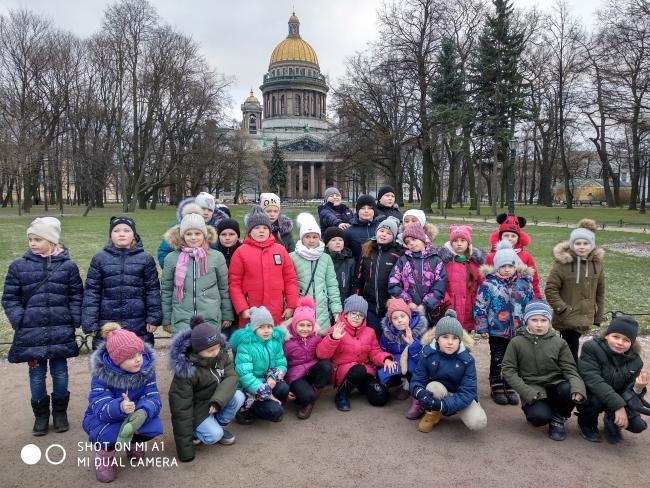 Тур для школьников Столица Российской империи
