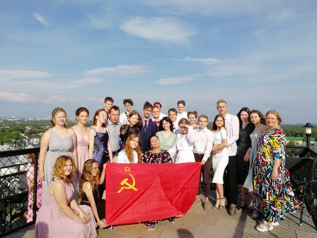 Организация выпускных 11 класс в Санкт-Петербурге