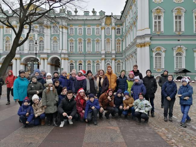 Здравствуй, Санкт-Петербург